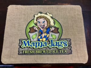 mama jugs place mats