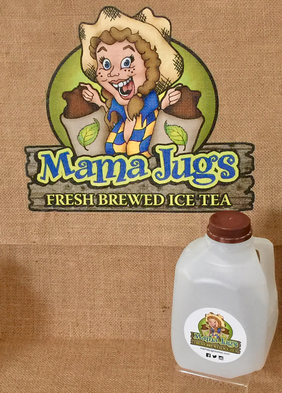 mama jugs ice tea