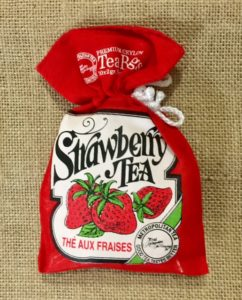 mlesna strawberry tea